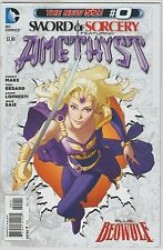 DC COMICS SWORD OF SORCERY #0 NOVEMBER 2012 AMETHYST NEW 52 1ST PRINT NM