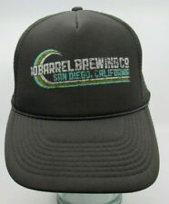 10 Barrel Brewing Co Trucker Hat Cap Mesh Snapback San Diego California G3