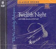 New Cambridge Shakespeare Audio: Twelfth Night Set by David Bevington,...