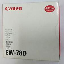 Genuine Canon EW-78D Lens Hood For EFS 18-200mm EF 28-200mm
