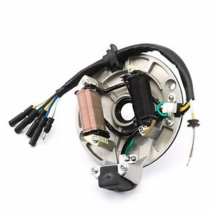 50 110cc 125cc DIRT Pit BIKE STATOR MAGNETO Coil for Thumpstar Atomik SSR SDG