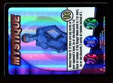 X-MEN CARTE HOLO RARE /131 N° 011 MYSTIQUE
