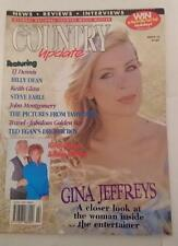 Country Update Magazine  #14  April 1998 Gina Jeffreys, Kenny Rogers