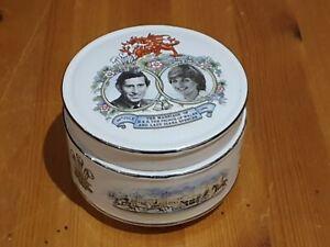 """Sadler  """"Charles and Diana Wedding"""" Pot - 1981"""