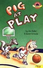 Pig at Play (Planet Reader, Level 1) Buller & schade Paperback