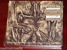Sepultura: The Mediator Between The Head And Hands Must Be Heart CD DVD Set NEW