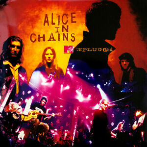 ALICE IN CHAINS - MTV Unplugged (180g Double Vinyl LP, 2010) **NEW**