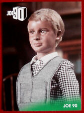 JOE 90 - JOE (A) - Card #32 - GERRY ANDERSON COLLECTION - Unstoppable Cards 2017