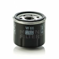 Mann-Filter OIL FILTRE W 66