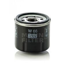 MANN-FILTER Oil Filter W 66