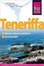 Reiseführer Teneriffa 2013/14, ungelesen, wie neu, Wander & Bike Teil+ Landkarte