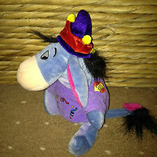 Collectable JESTER EEYORE Soft Toy DISNEY Winnie the Pooh