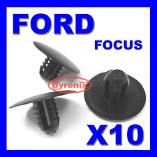 FORD FOCUS INTERIOR CLIPS TRIM COVERING CARPET LINING