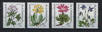 ALEMANIA BERLIN GERMANY 1983 MNH SC.9NB204 Flowers