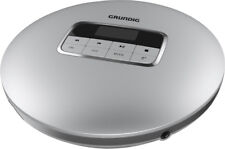 Grundig CDP 6600 Silver/Black CD-Player CD MP3 Discman Ohrhörer Batterie Netz
