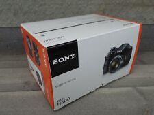 Sony Cyber-Shot DSC-H300 20.1MP 35x Optical Zoom Digital Camera - Black - NEW!!