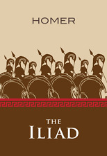 The Iliad by Homer Unabridged Audiobook on 14 Audio CDs