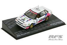 1:43 Subaru Legacy RS - Markku Alen / Ilkka Kivimäki - Rallye Schweden 1991