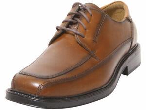 Dockers Men's Perspective Oxford Dress Shoes Tan