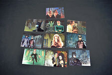 Batman Forever Fleer Ultra 10 Trading Cards Animaction Set Comic Movie