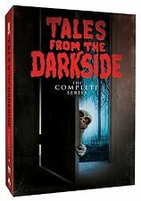 Tales From The Darkside . Complete Series Collection Season 1 2 3 4 . 12 DVD NEU