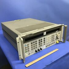 Hp Agilent 8665a 01 4200 Mhz Synthesized Sweeper Signal Generator Opt001