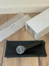 SHURE SM58 Mikrofon - Der Klassiker! LC/LCE, Dynamisch - in Tasche & OVP!