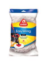 O-Cedar  EasyWring  12 in. L Microfiber  Mop Refill  1 pk