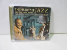 Big Band Years History of Jazz 2001 Import cd8854b