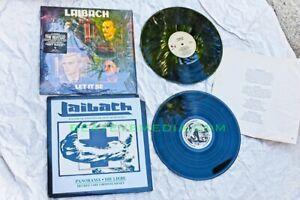 LAIBACH-NSK,LP-PSYCHIC TV,THOBBING GRISTLE,INDUSTRIAL,Vinyl,P-Orridge-RECORDS
