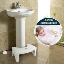 Toilet Folding Multi Function Stool Bathroom Portable Home Ergonomic Step Potty