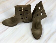 Pantanetti Ankle Boots Leather Size 39 Msrp $395