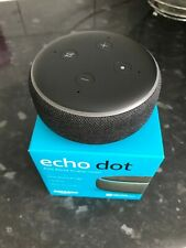 Amazon Echo Dot 3rd Generation Smart Speaker with Alexa - Anthracite