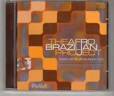 (HH510) The Afro Brazilian Project, Ravi - 2003 CD