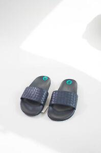 Bottega Veneta Mens Leather Speedster Sandal Size 41