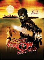 SCARE CROW GONE WILD DVD -  New Fast Ship! (OD-126920 / OD-418)
