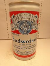 BUDWEISER ALUMINUM PULL TAB BEER CAN #66  TAMPA, FLORIDA   9 CITY
