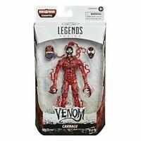 """OEM Legends Series Marvel Venom Carnage Venom pool 6"""" Action BAF Figure"""