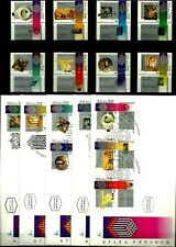 ISRAEL Stamps + FDC's HOLIDAY FESTIVALS - HANUKKAH   MNH XF (Very Nice Set)
