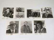 Capone (1975) Movie Press Kit Photos Lot of 7 Stallone