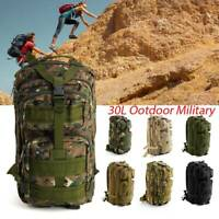 30L Military Tactical Army Rucksack Backpack /Army Backpack / Camping bag Hiking