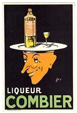 Beverage Advertising Postcard