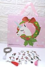 Twinkle Advent Calendar, Unicorn, Bracelet, Charms, Christmas Gift For GirlS