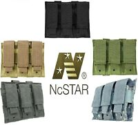 Vism Tactical Hunting Security Range MOLLE Pistol Triple Magazine Pouch