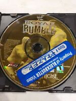 WWF Royal Rumble (Sega Dreamcast, 2000)