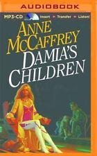 Rowan/Damia: Damia's Children 3 by Anne McCaffrey (2015, MP3 CD, Unabridged)