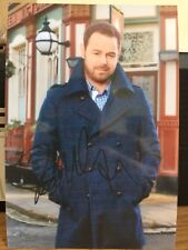 Danny Dyer Eastenders Signed Printed 6x4