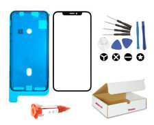 """Front glass lens screen replacement UV LOCA Glue LCD Repair For iPhone X 5.8"""""""