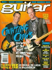 1997 Guitar Magazine: Dave Bryson & Dan Vickrey Counting Crows/Riffing of YES