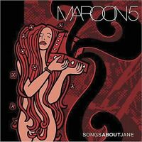 Maroon 5 - Songs About Jane  (CD, Jun-2002, Octone Records) SEALED BRAND NEW